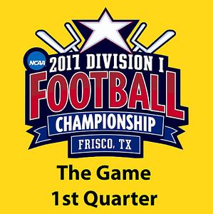 Game Action - 1st Quarter