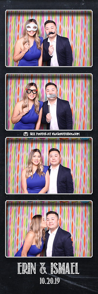 Erin & Ismal Wedding - October 20, 2019