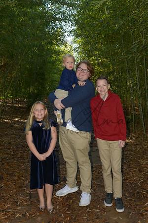 Sweeney Family Portraits