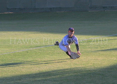 Baseball BHS vs Wimberley 4-26-19
