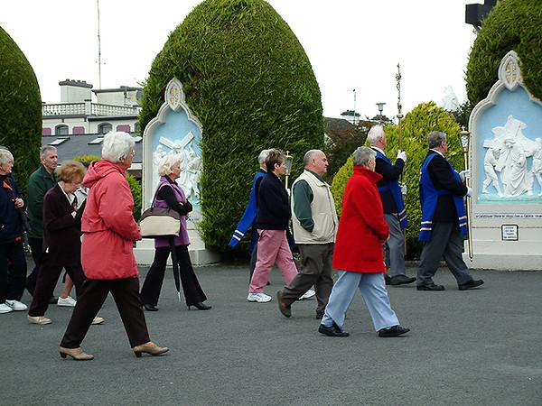 Knock - Religious Procession