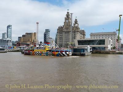 Mersey Ferries 2016 to present