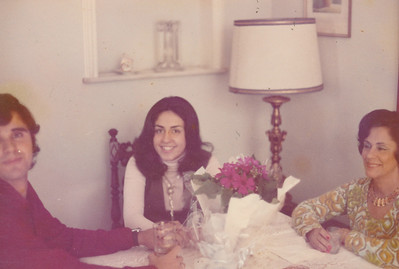 Familia Andrade / Ihabela / Usina Paredao 1970's
