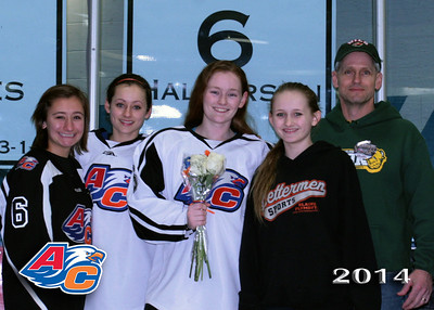 Senior Night pictures by John Gautsche