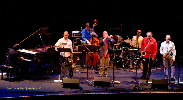 SF Jazz Collective Photos - Zellerbach Theater - Philadelphia