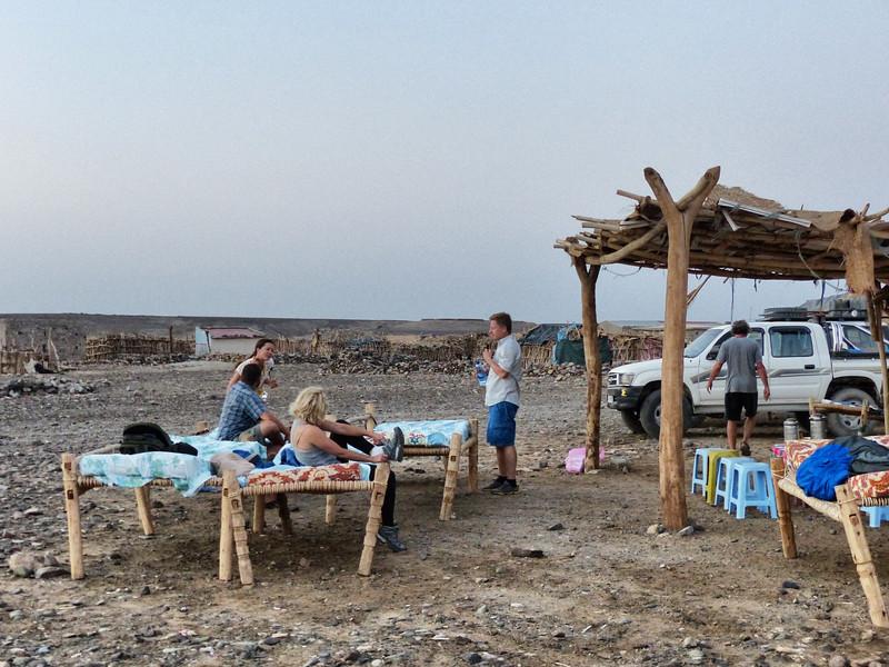 Danakil accommodation