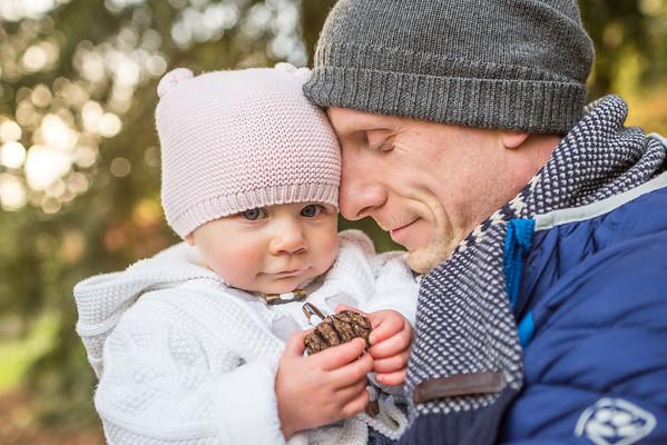 Family Shoot at Batsford Arboretum