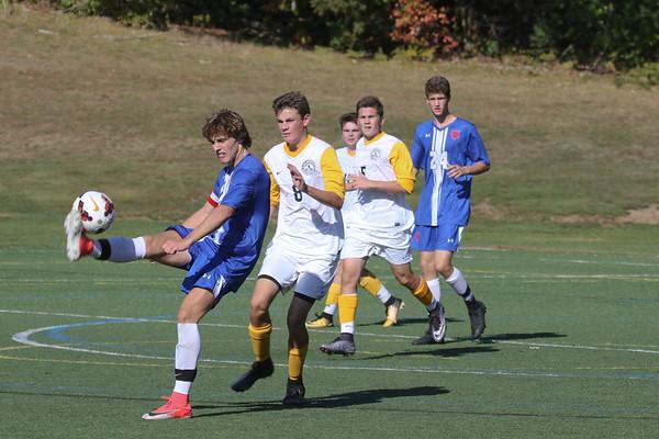 Boys' Varsity Soccer vs. Tilton | October 5