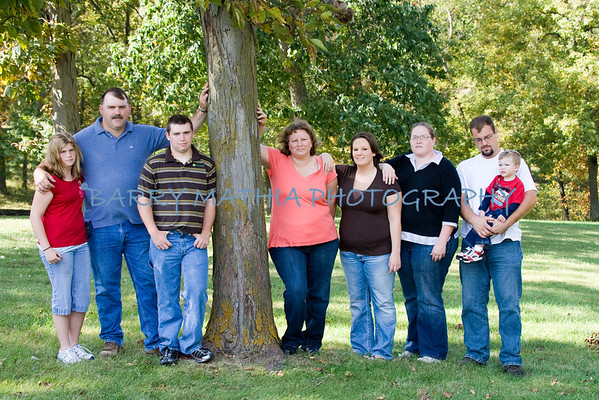 Louise Family Session