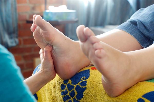 Moments House Foot Reflexology-100914
