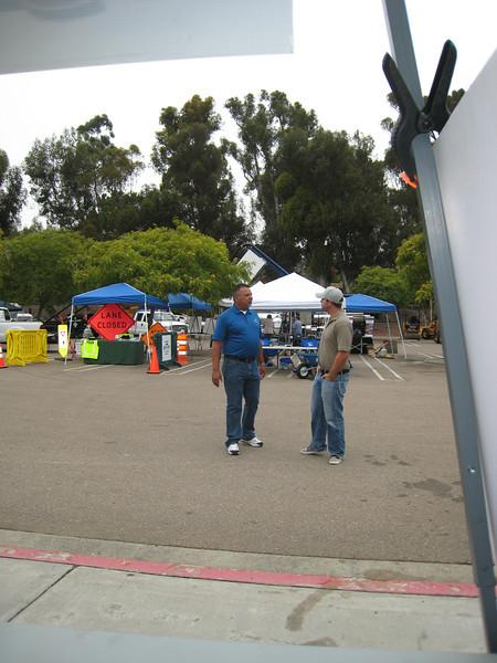 MSA Equipment Show 2011