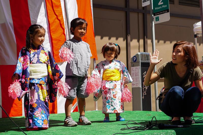 Natsu Matsuri Summer Festival at Uwajimaya