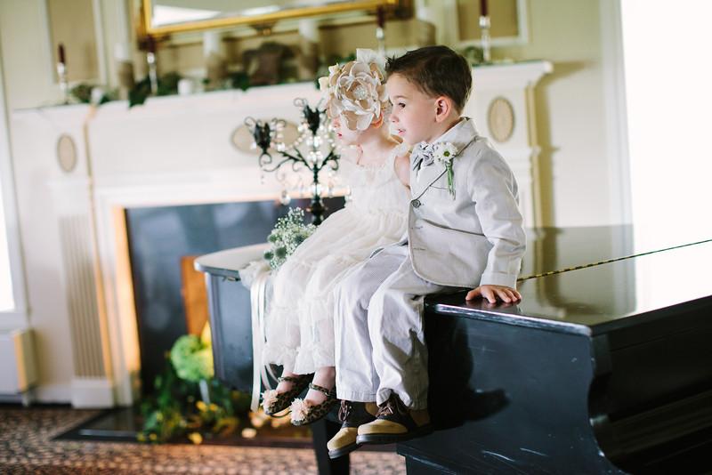 Mock Wedding