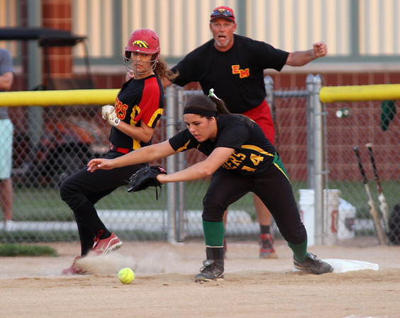 4A Softball Sectionals