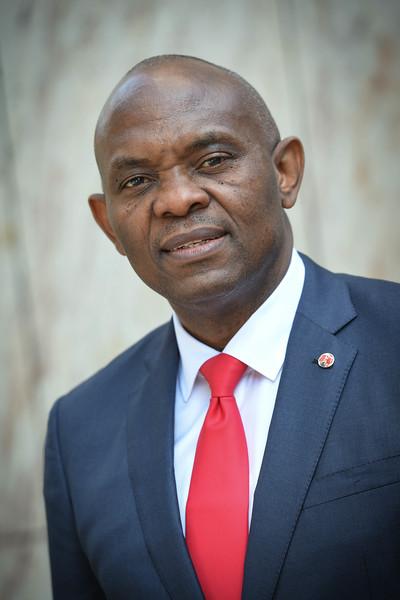 Mr. Tony Elumelu visit to the United Nations