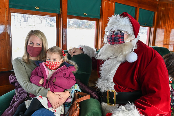 2020 Family - 12-19-2020 - Santa Train
