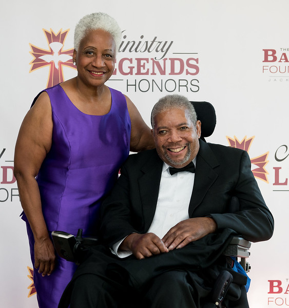 Barker Foundation Ministry Legends Honors