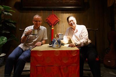 Dining at Nanjing Impressions