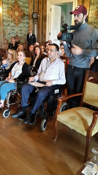 Patient Day May 7-8th 2018 Istanbul, Turkey