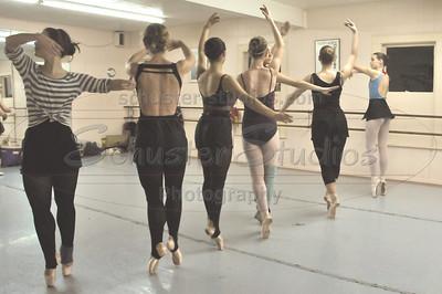 Corpus Christi Concert Ballet Oct 18 Bailando rehearsal