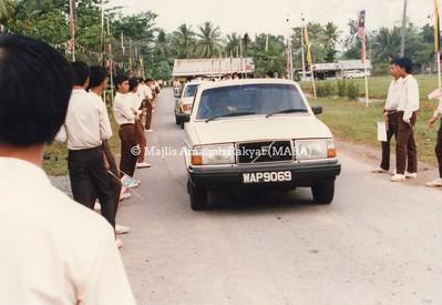 1988 - PERASMIAN MRSM BESERI