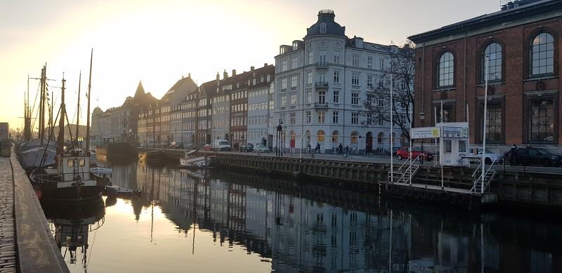 Engineering visit to Copenhagen feb 2019