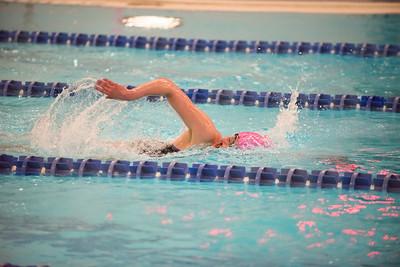 Alaska Swimming