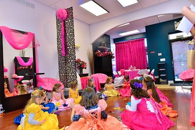 Sophia's Princess Party