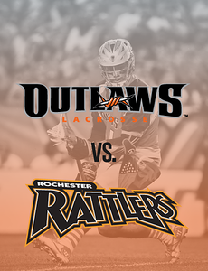 2017 Playoffs | Rattlers @ Outlaws (8/12/17)