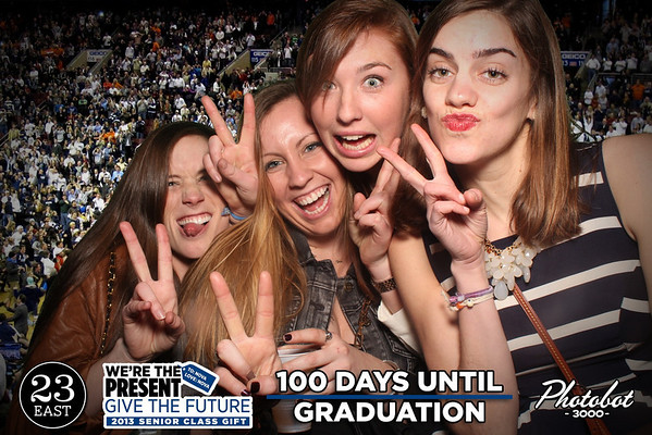 Villanova - 100 Days Until Graduation