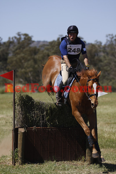 2012 10 20 Swan River Horse Trials Brookleigh CIC CrossCountry 1 Star