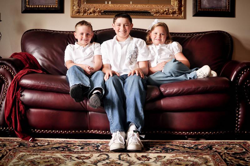 Prestridge Family *Selections*