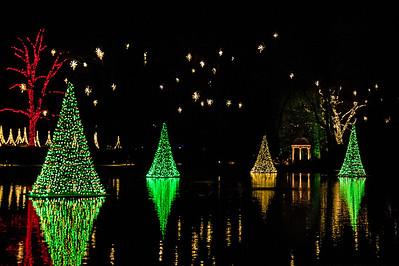 Longwood Christmas Displays