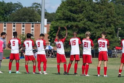 Men's Soccer vs. UAB