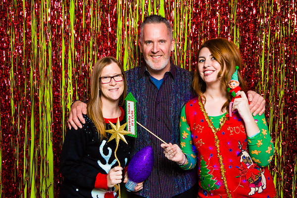 HCB Health Ugly Christmas Sweater Party @ Punch Bowl