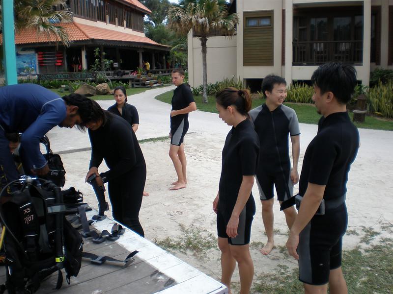 [20080515] Will & Bee Scuba Diving @ Redang (3).JPG