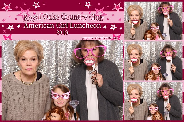 American Girl Luncheon