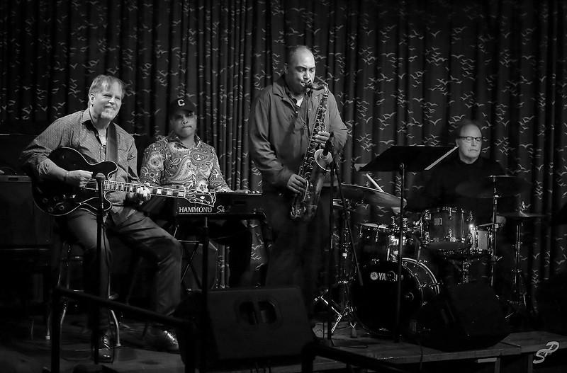 Dave Stryker's Organ Quartet
