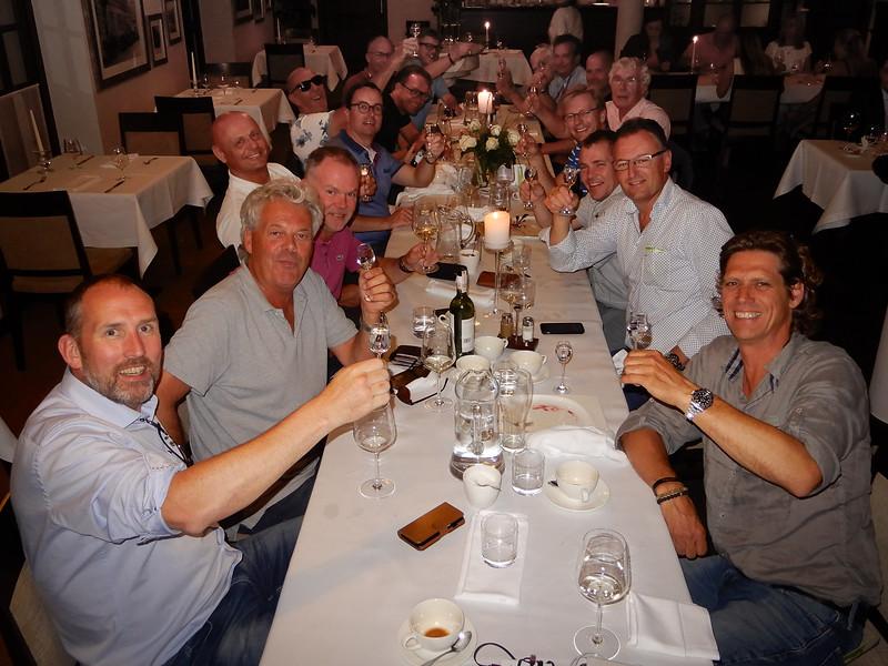 Lionsclub Vlissingen mannenweekend, 9-11 juni 2017