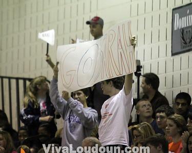 Cheer: Dulles District Meet 2011