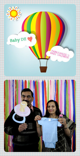 Tanushree's Baby Shower