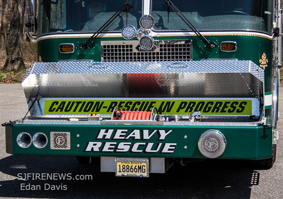 Verga Fire Co. (Gloucester County NJ) Rescue 628