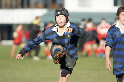 Christchurch Boys High School U13 2009