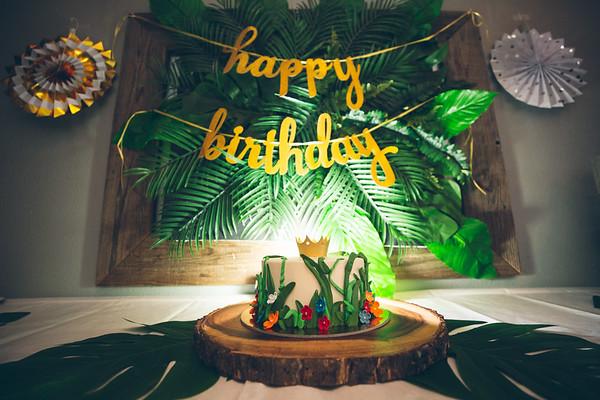 Jack's 1st Birthday - 1.2020