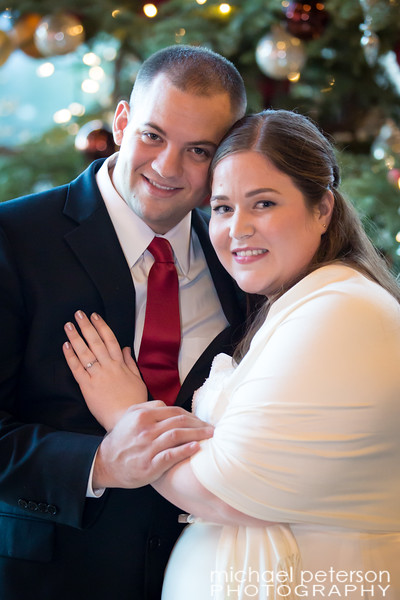 Michelle and Matt 2016