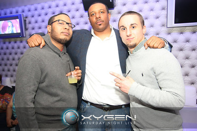 Celebrity Saturday @ Oxygen Feb 22nd