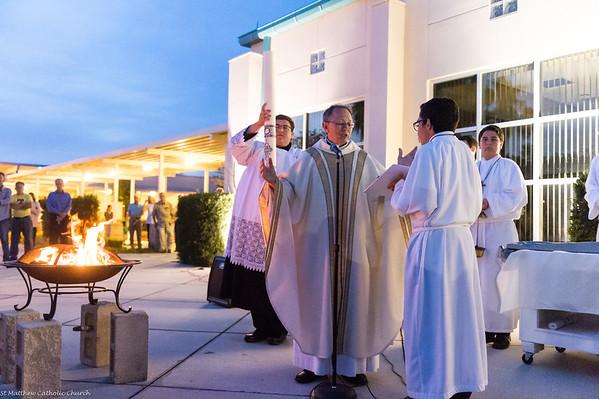 Easter Vigil Mass