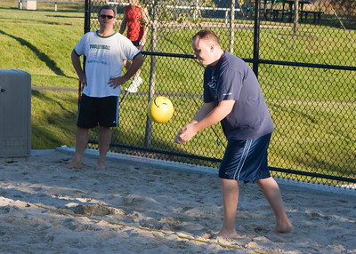 Volleyball - September 19, 2007