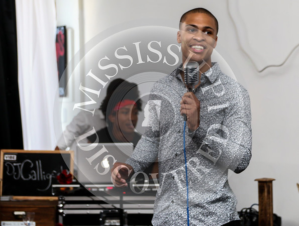 I.A.M. Fashion Industry Mixer featuring Damion Mcalister and DJ CalligraphyX part 1 of 2