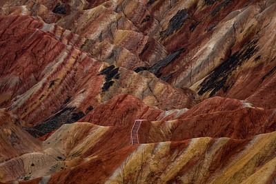 Zhangye National Geopark